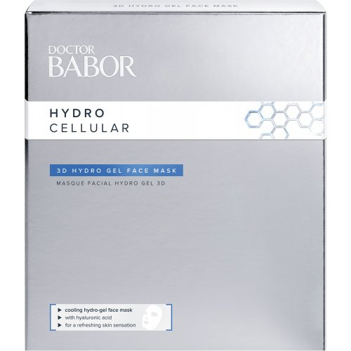 3D Hydro Gel Face Mask