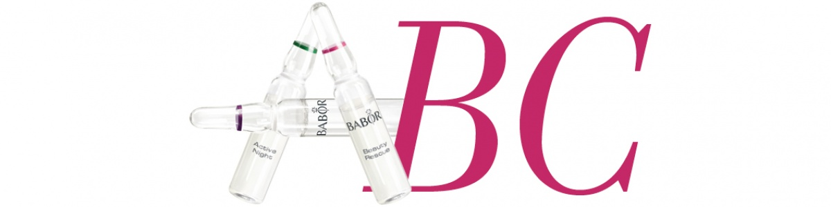 Das BABOR Beauty ABC!